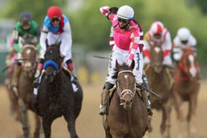 Rombauer wins 146th Preakness Stakes in upset, denies Medina Spirit chance at Triple Crown