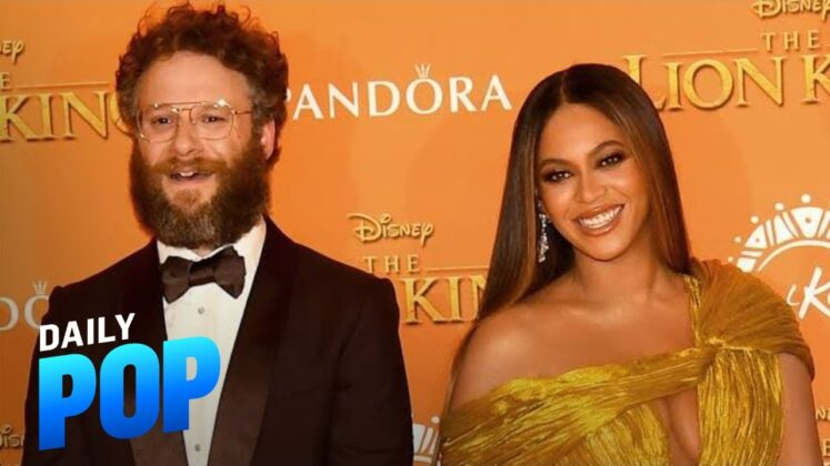 Seth Rogen recalls run-in with Beyoncé's security guard at the Grammys