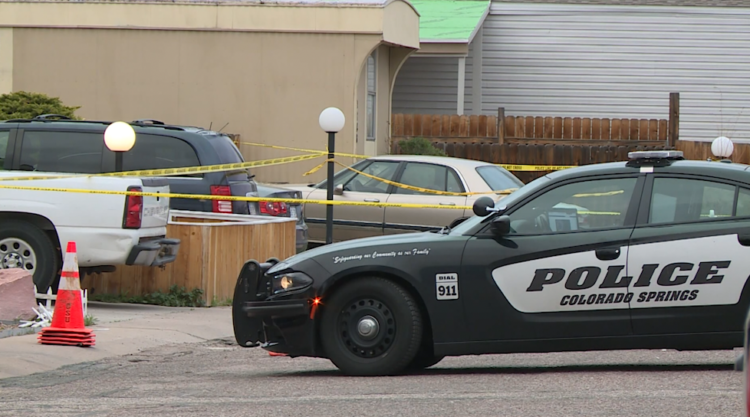 Seven adults — including gunman — dead after shooting at party in Colorado Springs