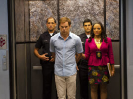 Showtimes Dexter spotted filming in Western Massachusetts