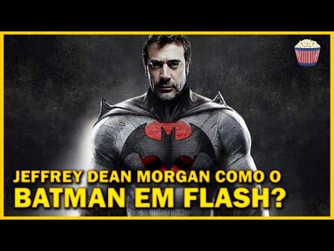 'The Walking Dead' star Jeffrey Dean Morgan wants to play Batman