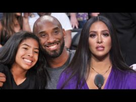 Vanessa Bryant's EMOTIONAL Speech Honoring Kobe at Basketball Hall of Fame Ceremony