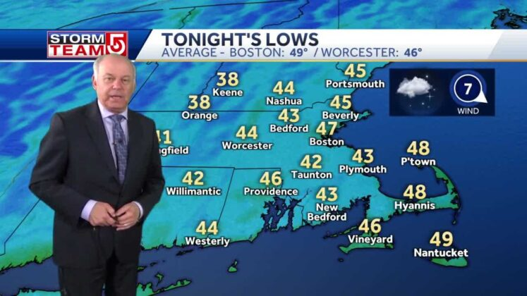 Video: Chilly, sunny start to Thursday
