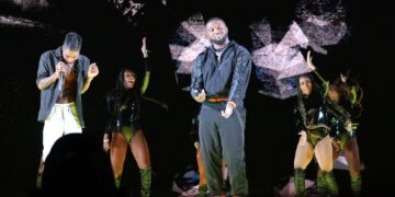 Watch Headie One Perform at the 2021 BRIT Awards