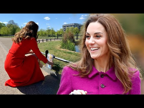 Why Kate Middleton Is SURPRISING FANS All Over London!