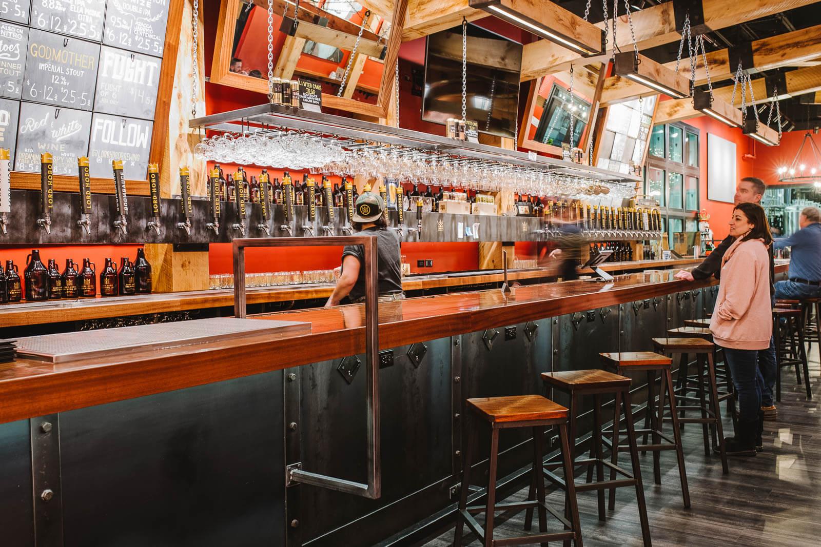 Lord Hobo Beer Bar