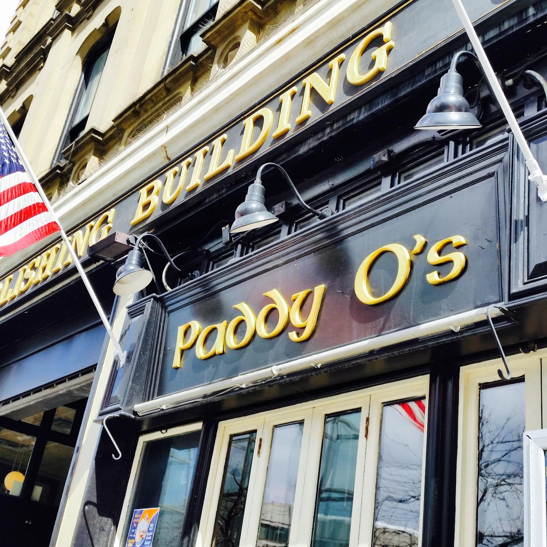 Paddy O