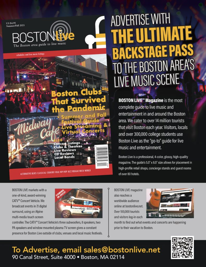 Boston Live Advertising