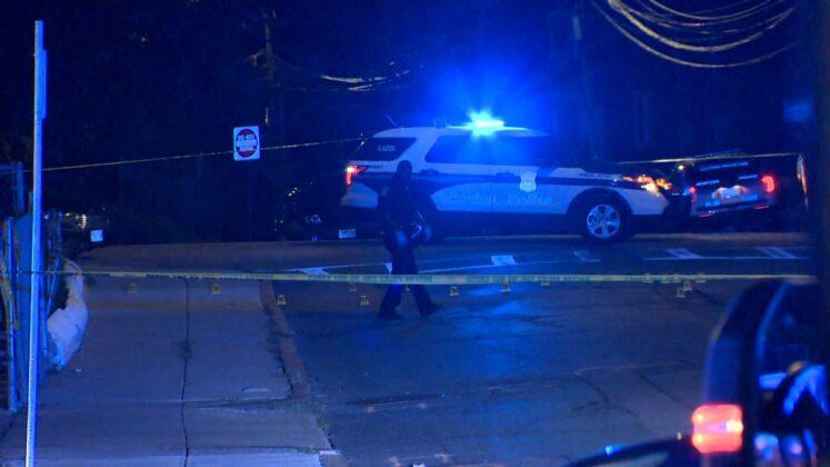 3 men injured in 2 Boston shootings, police say