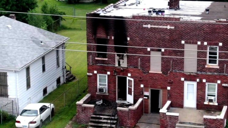 5 children home alone die in East St. Louis fire