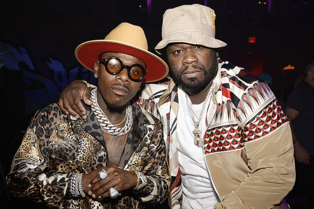 50 Cent Compares DaBaby Being Canceled to Chris Brown