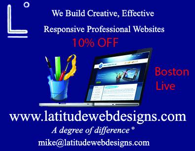Latitude Web Design