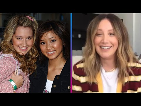 Ashley Tisdale REACTS to Brenda Song Becoming a Mom at the Same Time as Her! (Exclusive)