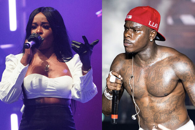 Azealia Banks: DaBaby Should've Been Canceled After Hitting Woman