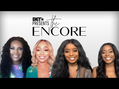 BET Presents: The Encore Singers on SEASON 2 and DRAMATIC Exits