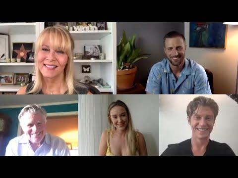 Chesapeake Shores Cast Talks Season 5 ROMANCES and END OF TRABBY!