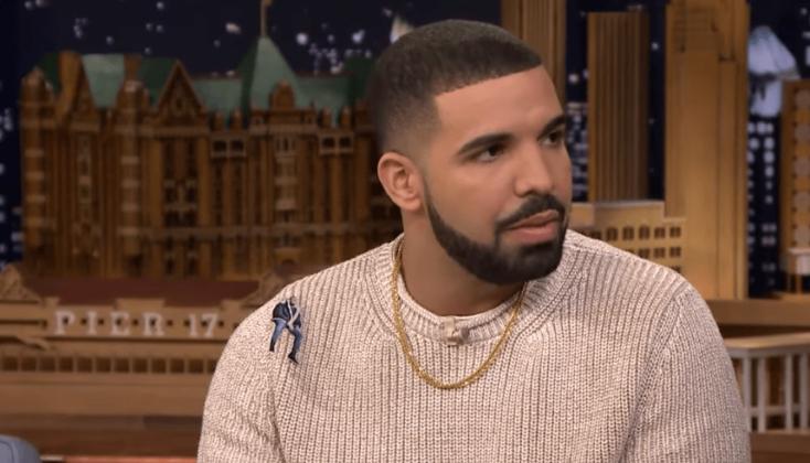 Drake Buys New Girlfriend's TEEN SON A Diamond CHAIN!! (PICS)