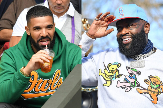 Drake Calls Rick Ross the Greatest Rapper Alive