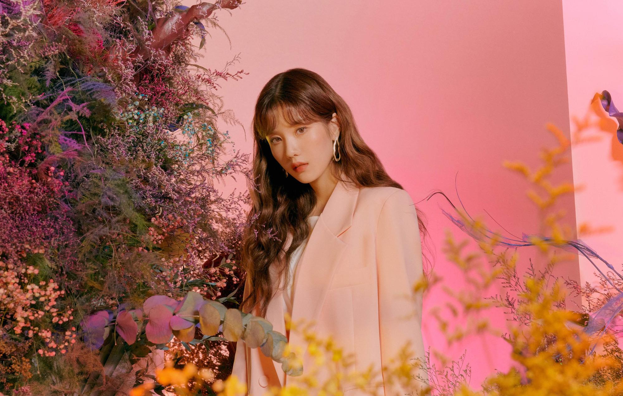kwon eun bi izone solo debut