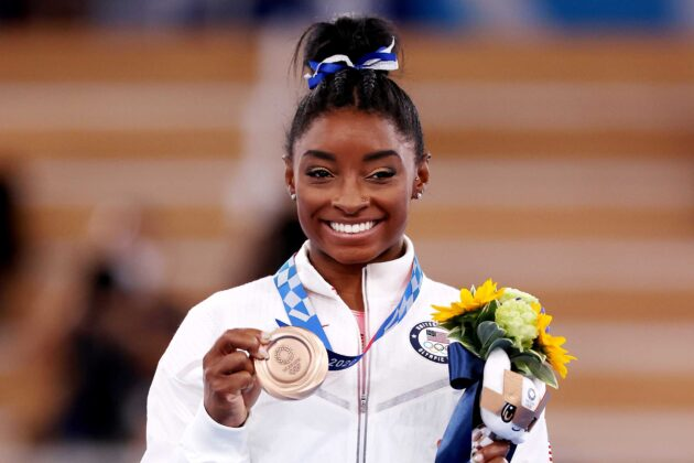 Following the Tokyo Olympics, what's next for gymnast Simone Biles?