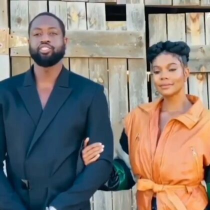 Gays Rumors Grow As Gabrielle Union And Dwyane Wade Release New Pics!!