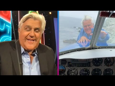 Jay Leno Explains Viral Airplane Stunt as 'Men Behaving Stupidly' (Exclusive)
