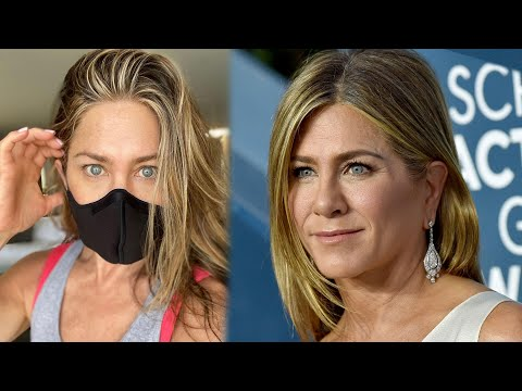 Jennifer Aniston DEFENDS Cutting Non-Vaccinated People Out of Her Life