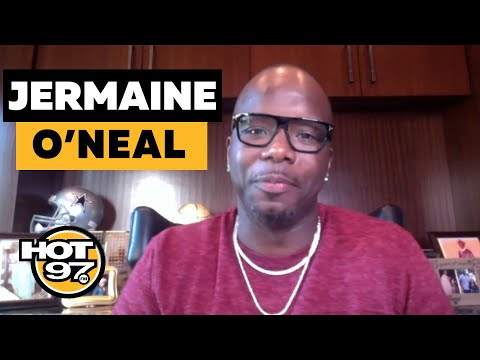 Jermaine O'Neal Opens Up On The Malice At The Palace, Ron Artest, & Indiana Pacers