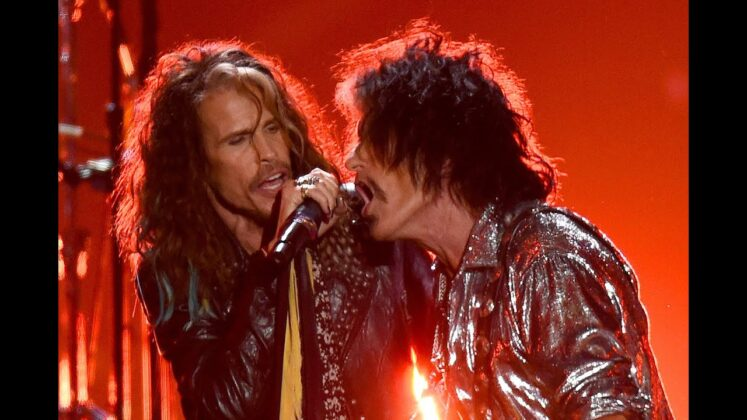 Joe Perry says Aerosmith considered replacing Steven Tyler with Sammy Hagar
