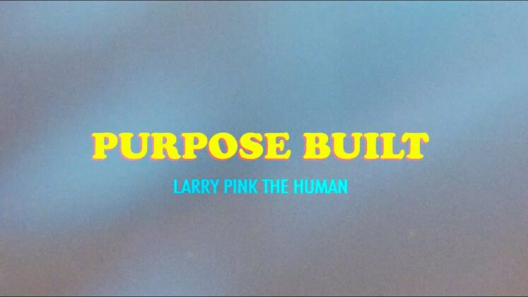 LARRY PINK THE HUMAN announce debut mixtape with new single 'BISOUSxxx'
