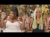Lizzo and Cardi B Address RUMORS Ahead of Music Video Release