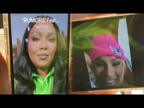 Lizzo Surprise FaceTimes Cardi B to Announce Collab!