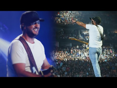 Luke Bryan Reveals If He Would Ever Consider Performing on Broadway (Exclusive)