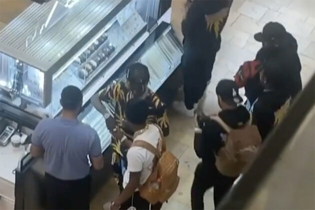 Man Accuses Soulja Boy of Buying Fake Jewelry at a Mall