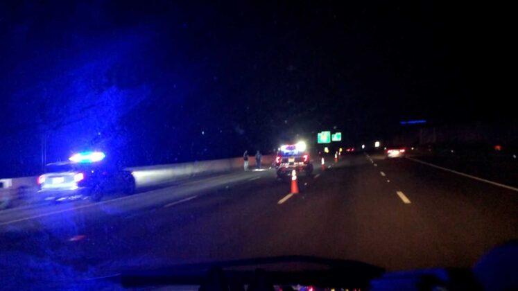 Massachusetts man killed in motorcycle crash on Route 128/I-95