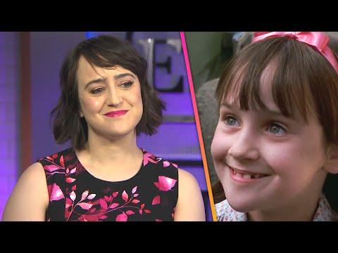 Matilda Turns 25! Mara Wilson Shares Behind-the-Scenes Secrets