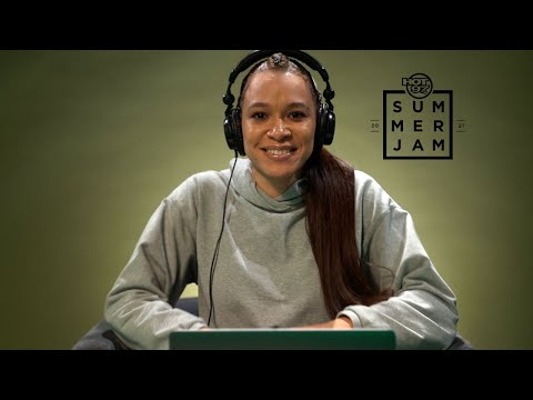 Megan Ryte Reacts To Kanye West & GOOD Music's SURPRISE 2016 Summer Jam Moment!