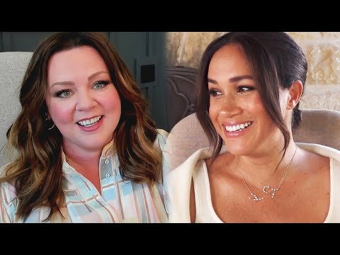Melissa McCarthy on Why Meghan Markle Inspires Her and 'Nine Perfect Strangers (Exclusive)