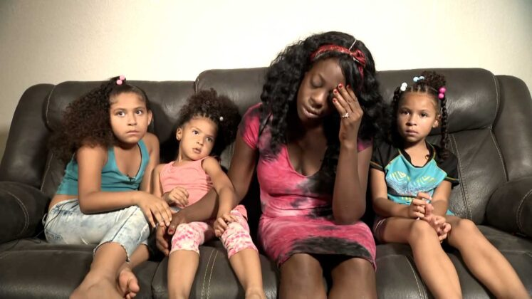 More than $170,000 raised in 24 hours for mother and 3 kids that were facing eviction