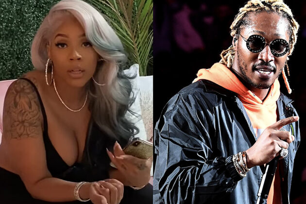 Mother of Future's Child Accuses Him of Sending Son Rude Texts