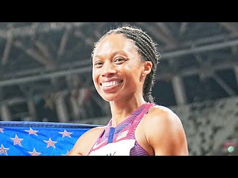 Olympics 2021: Allyson Felix Makes Track and Field HISTORY!