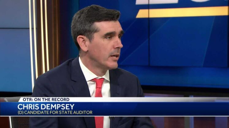 OTR: State Auditor candidate weighs in on pandemic policy, spending