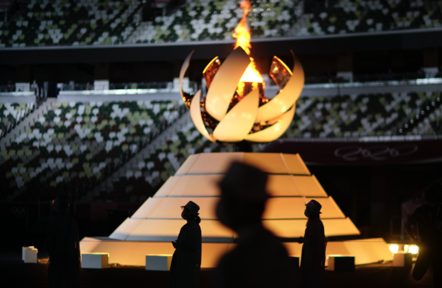 Pandemic-delayed Tokyo Olympics come to an end