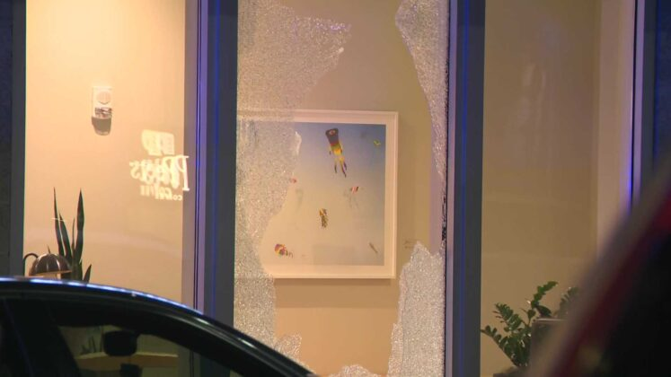 Police investigating shots fired in Back Bay neighborhood
