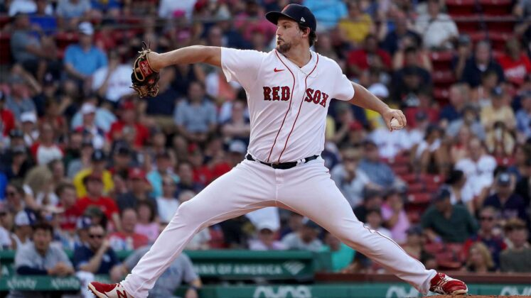 Red Sox place relief pitcher on COVID-19 related injured list