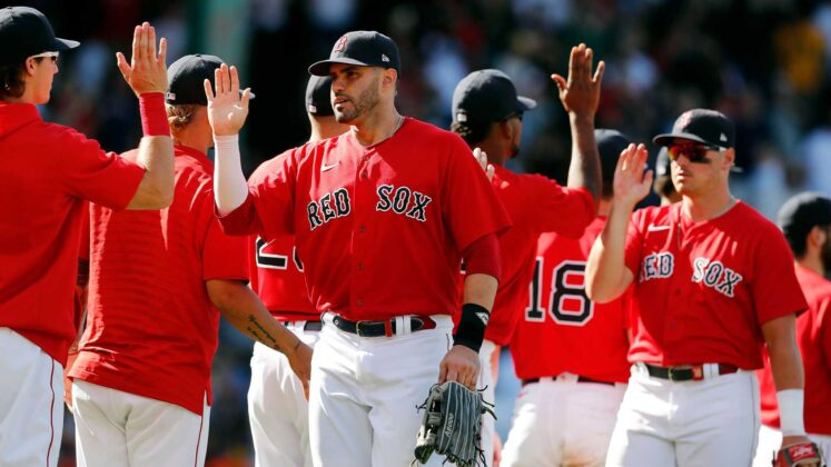 Red Sox sweep Orioles to close homestand at Fenway