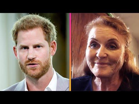 Sarah Ferguson on What Princess Diana Would Think of Harry's Memoir (Exclusive)