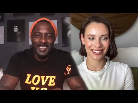 Suicide Squad: Idris Elba and Daniela Melchior on Why James Gunn's Version is a MASTERPIECE