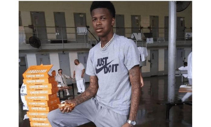 Teen On Instagram Shows Off The LUXURIOUS LIFE He Lives Inside Prison!!