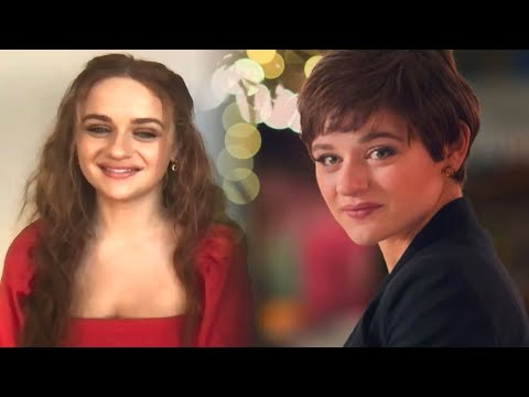 The Kissing Booth 3: Joey King REACTS to Elle's Ending (Exclusive)